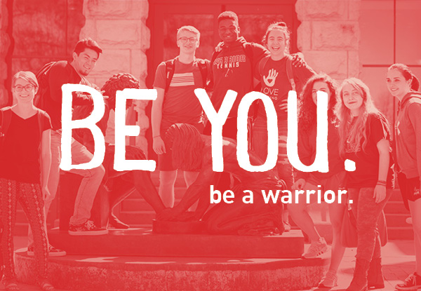 Be You. Be a Warrior. - Sterling College